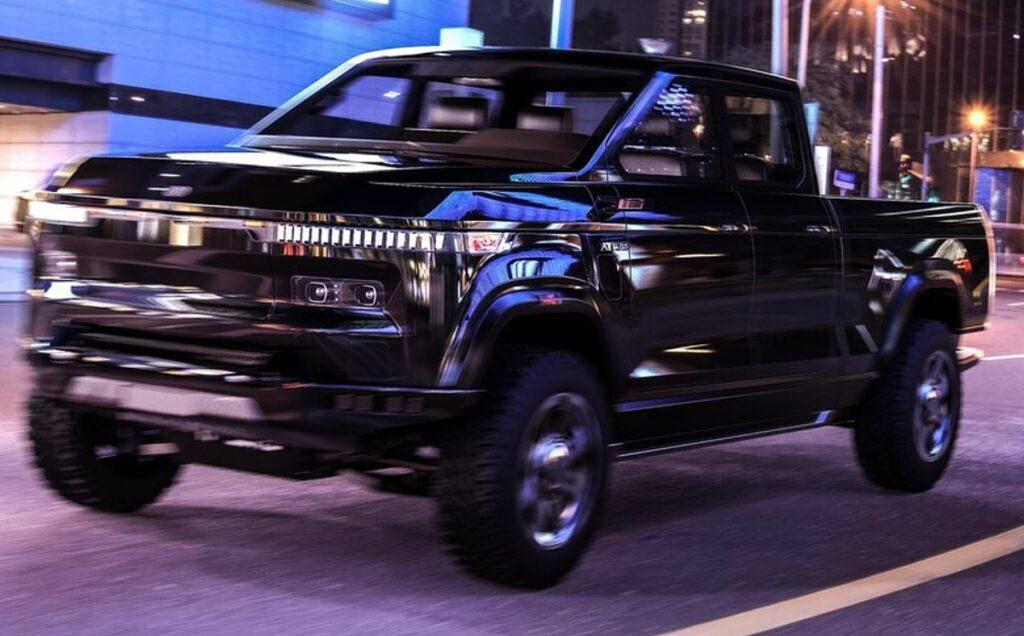 2022 Atlis XT Electric Pickup Truck price