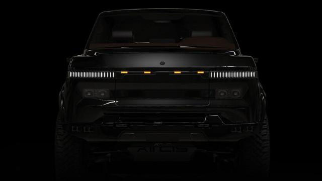 2022 Atlis XT Electric Pickup Truck specs
