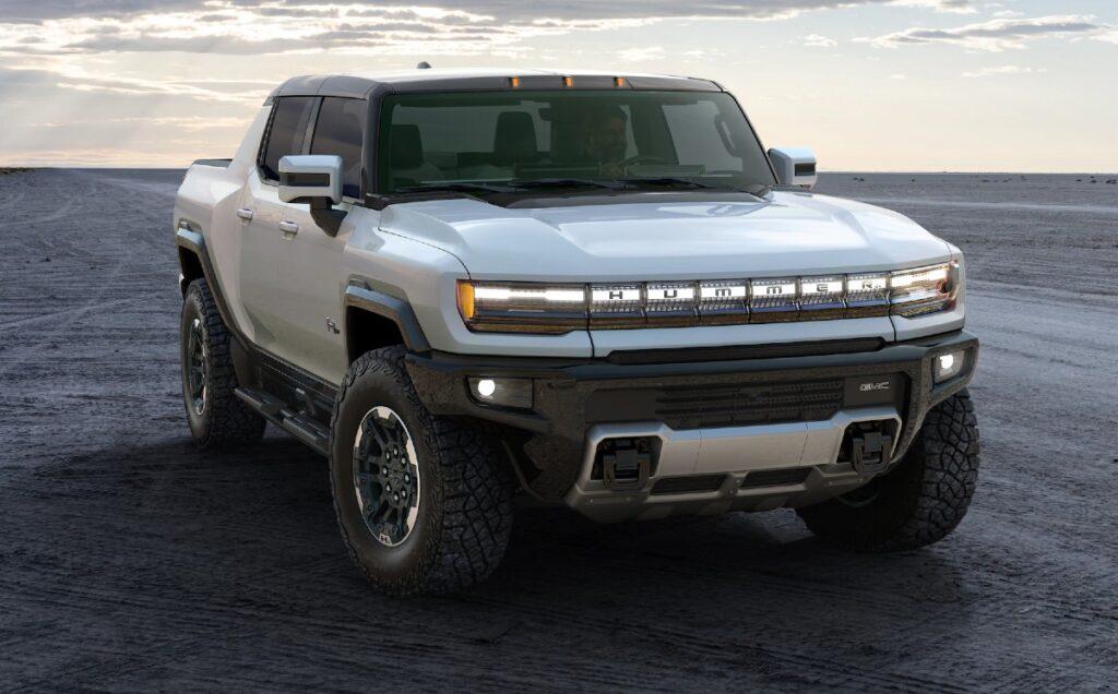 2022 GMC Hummer EV price