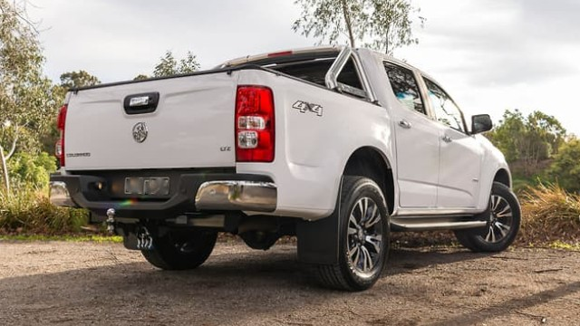 2022 Holden Colorado price