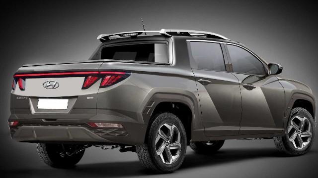 2022 Hyundai Santa Cruz changes