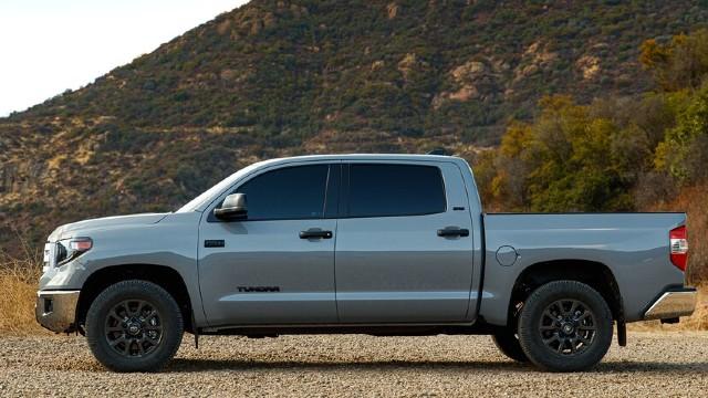 2022 Toyota Tundra Diesel changes