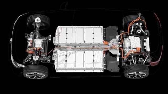 2022 VW Amarok platform