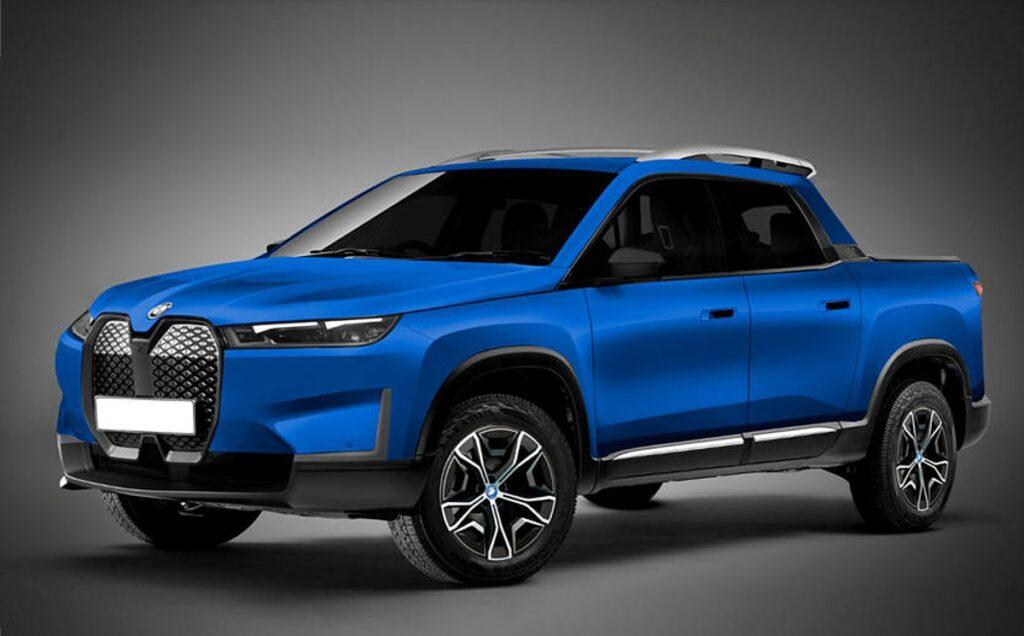 2022 BMW Pickup Truck release date