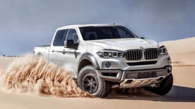 2022 BMW Pickup Truck specs