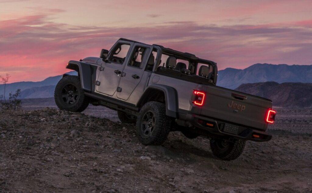 2022 Jeep Gladiator Mojave price