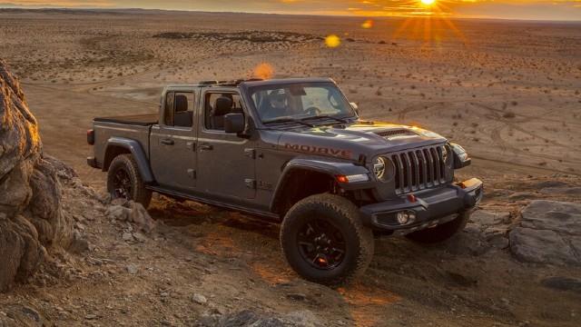 2022 Jeep Gladiator Mojave review