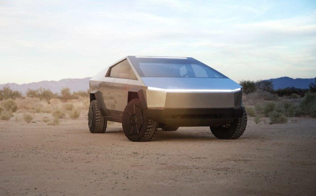 2022 Tesla Cybertruck Price