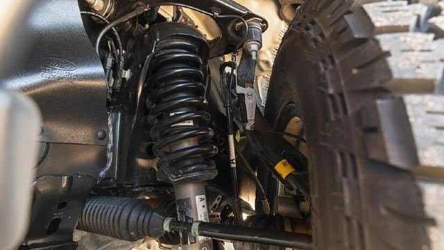 2022 Ford Ranger Tremor specs