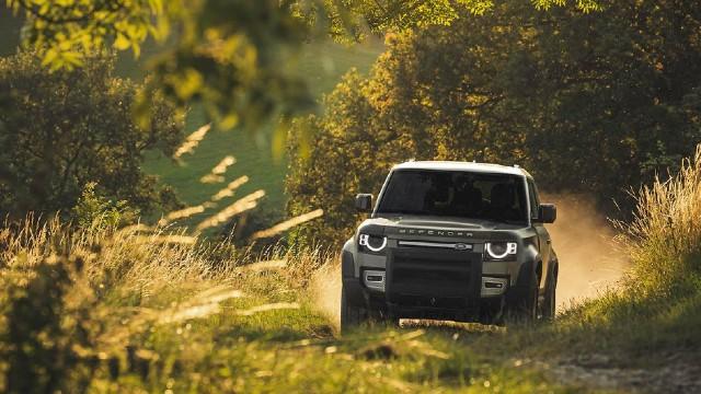 2022 Land Rover Defender Pickup Truck price