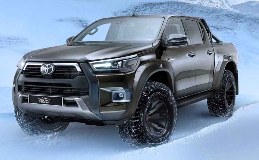 2022 Toyota Hilux AT35 review