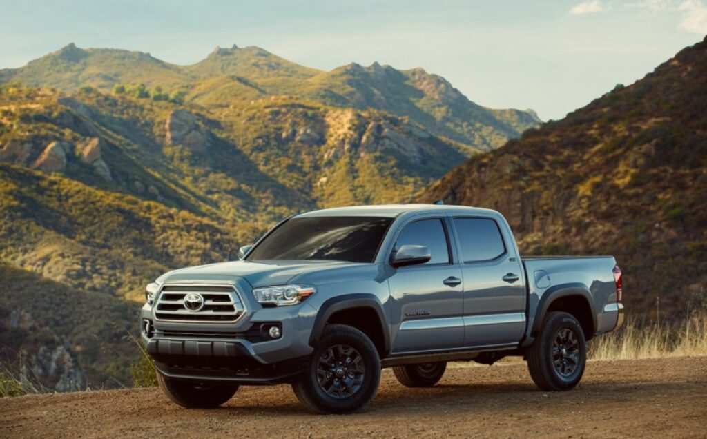 2022 Toyota Tacoma Hybrid release date