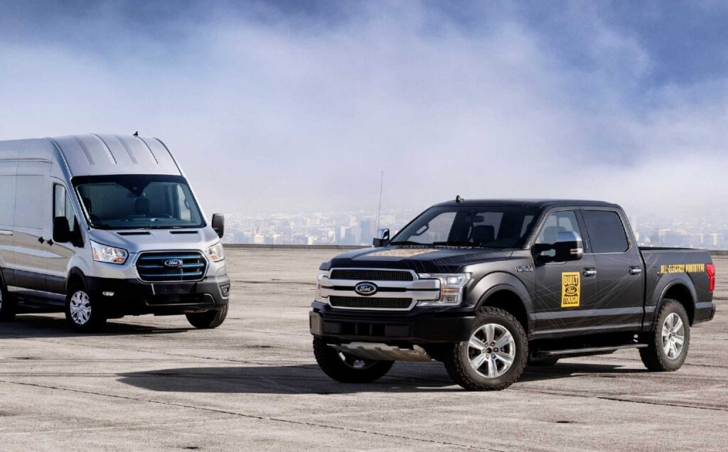 2023 Ford E-150 release date