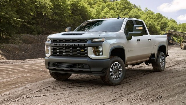 2022 Chevrolet Silverado 3500HD Facelift