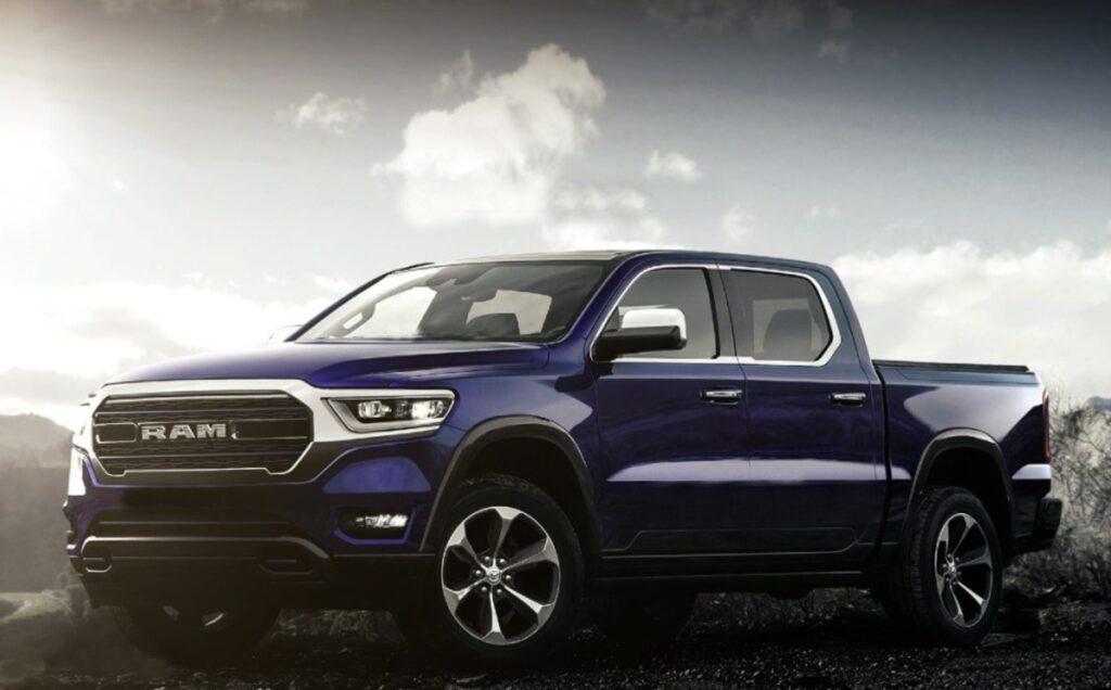 2022 Dodge Dakota release date