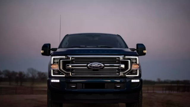 2022 Ford Super Duty redesign