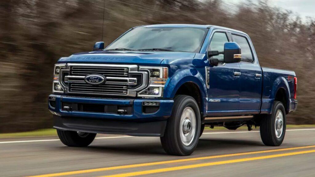 2022 Ford Super Duty release date