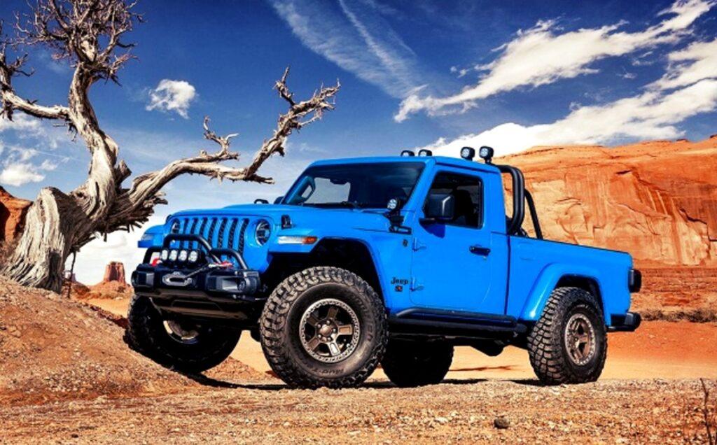 2022 Jeep Gladiator Hercules price
