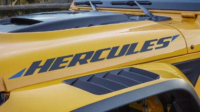 2022 Jeep Gladiator Hercules release date