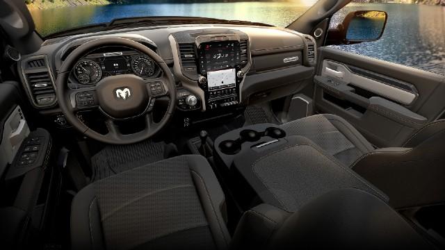 2022 Ram 2500 Power Wagon interior
