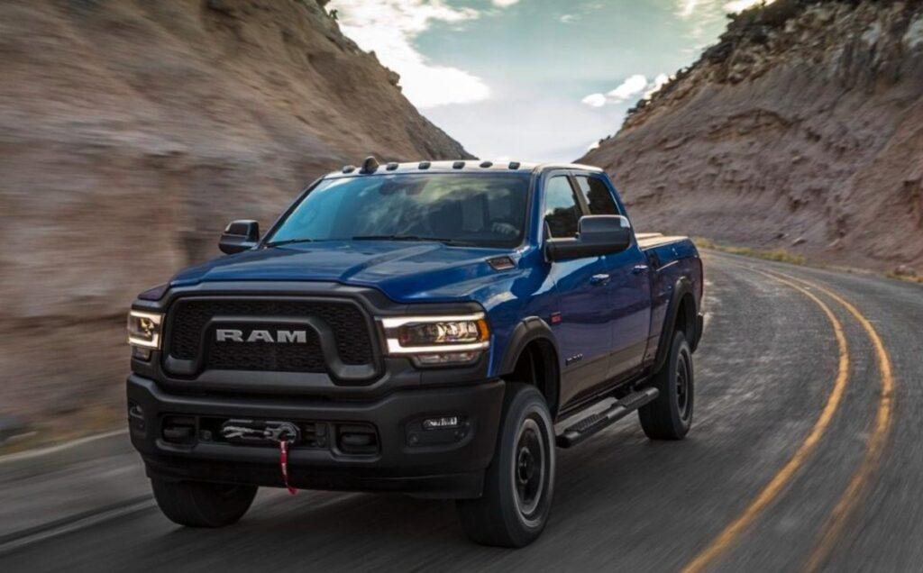 2022 Ram 2500 Power Wagon price