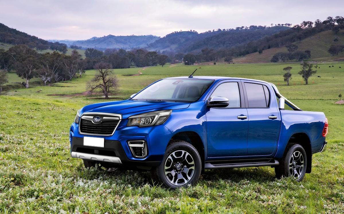 2022 Subaru Baja Pickup Truck Returns Next Year 2021 2022 Pickup Trucks