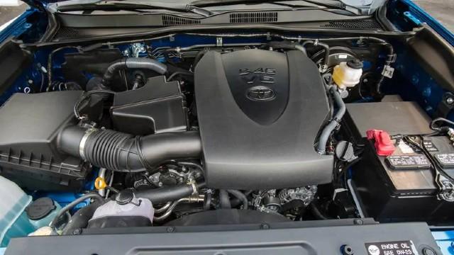 2022 Toyota Tacoma TRD Pro V6