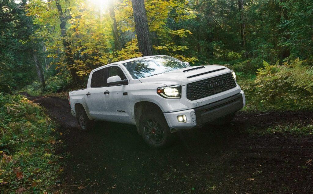 2022 Toyota Tundra TRD Pro price