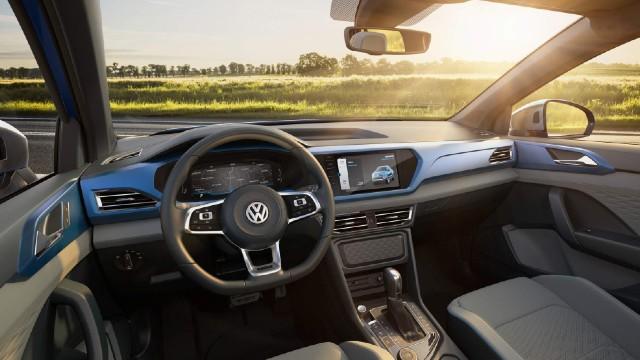 2022 VW Tarok interior