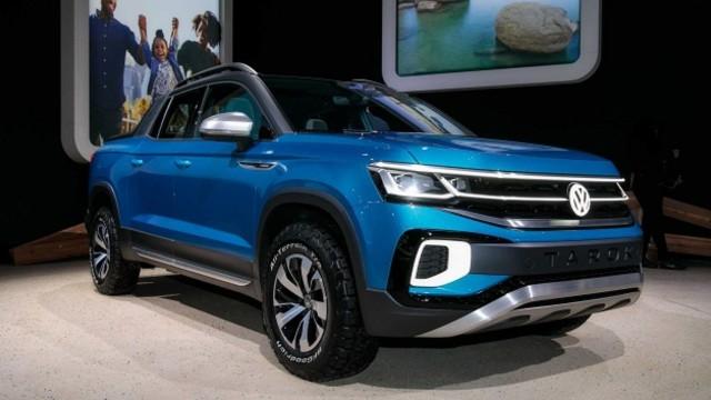 2022 VW Tarok pickup