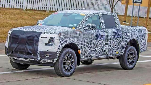 2022 Ford Ranger Wildtrak exterior