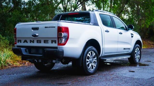 2022 Ford Ranger Wildtrak review