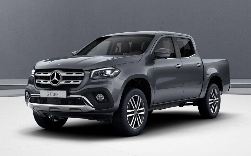 2022 Mercedes-Benz X-Class price