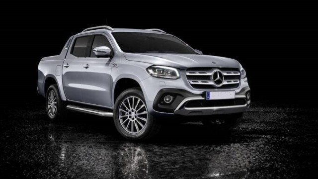 2022 Mercedes-Benz X-Class redesign