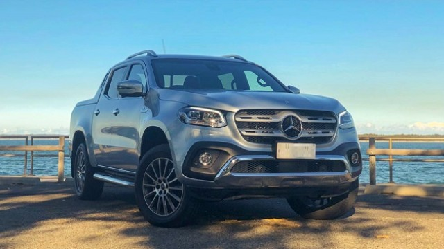 2022 Mercedes-Benz X-Class specs