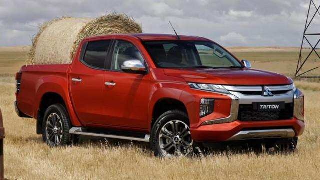 2022 Mitsubishi Triton price