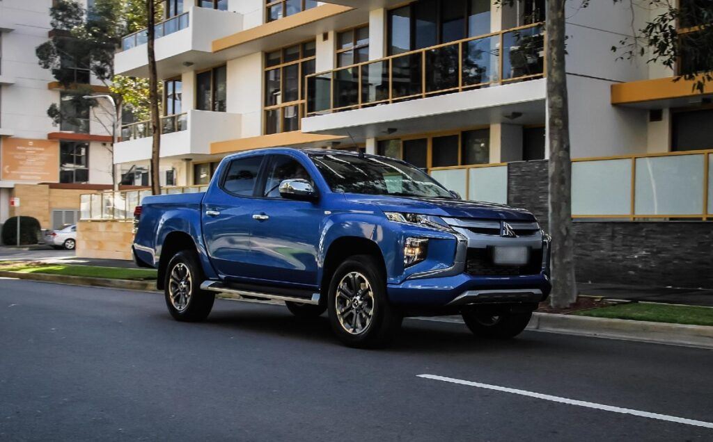 2022 Mitsubishi Triton release date