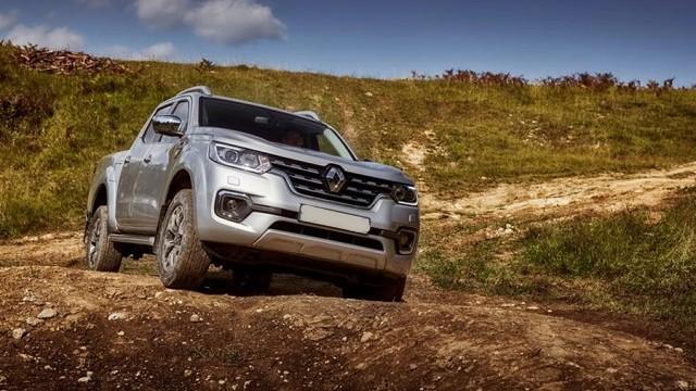 2022 Renault Alaskan redesign