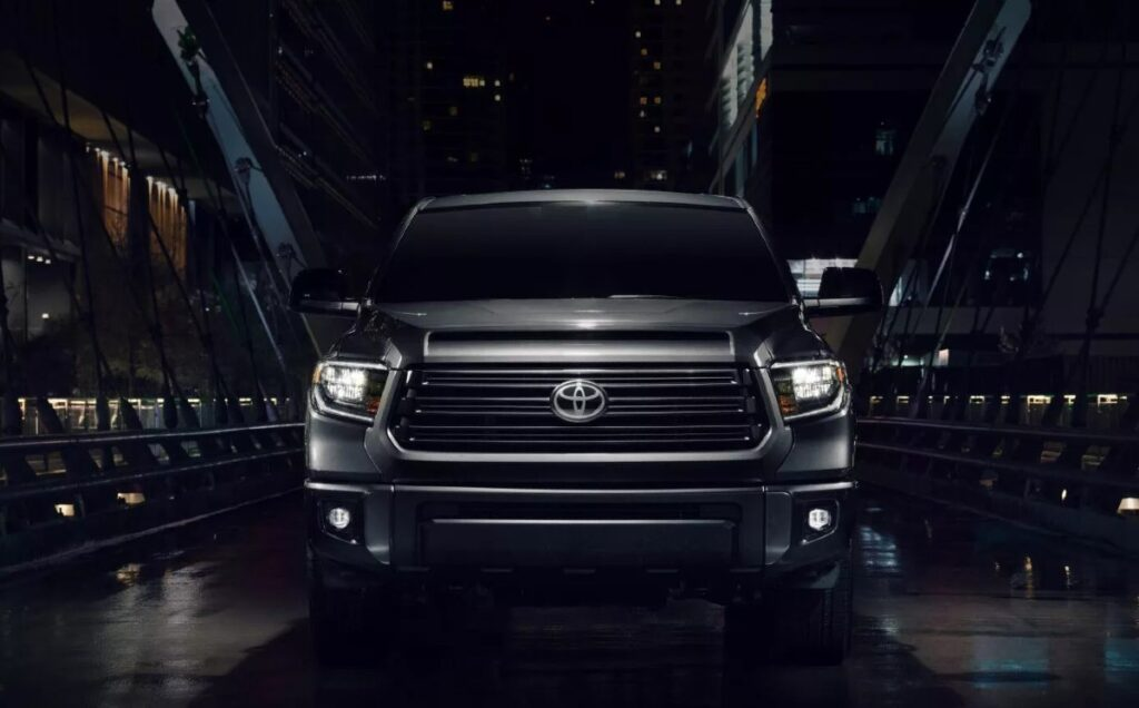2022 Toyota Electric Pickup Tundra