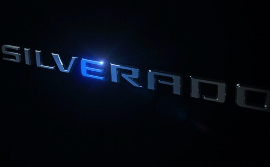 2023 Chevy Silverado Electric release date