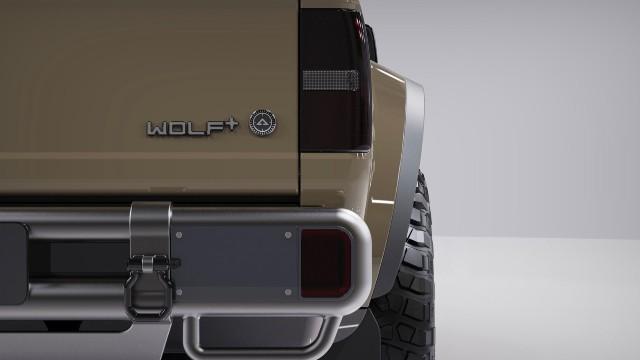 2022 Alpha Wolf+ price
