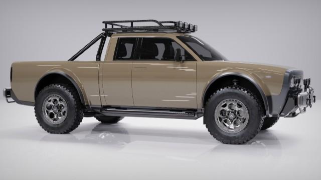 2022 Alpha Wolf+ truck