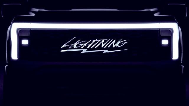 2022 Ford F-150 Lightning EV