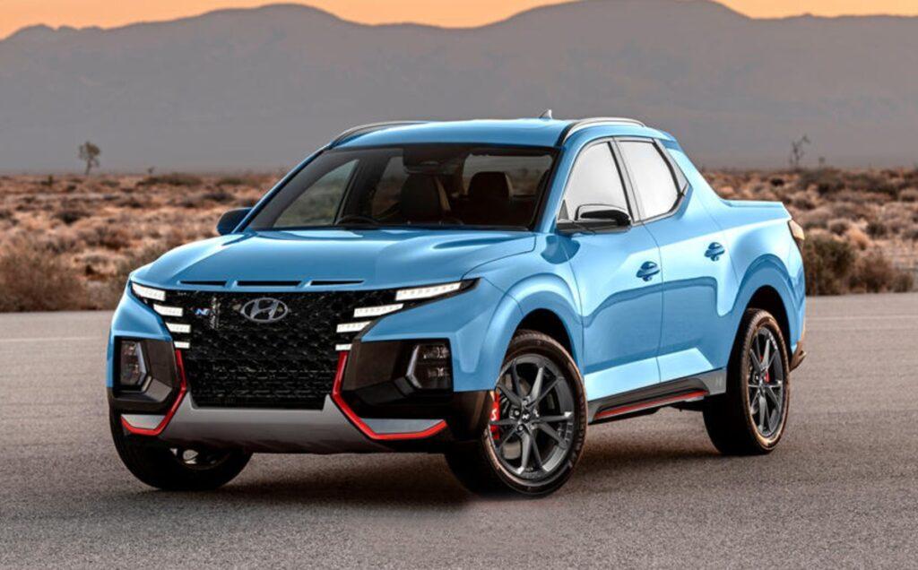 2022 Hyundai Santa Cruz N price