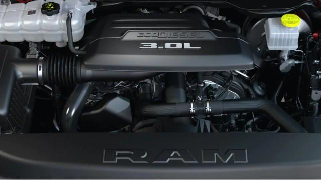 2022 Ram 1500 Diesel fuel economy