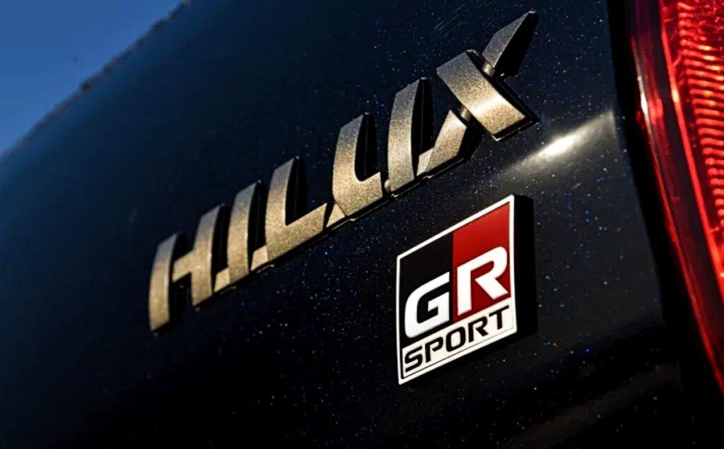 2022 Toyota Hilux GR Sport V6