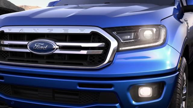 2023 Ford Ranger specs