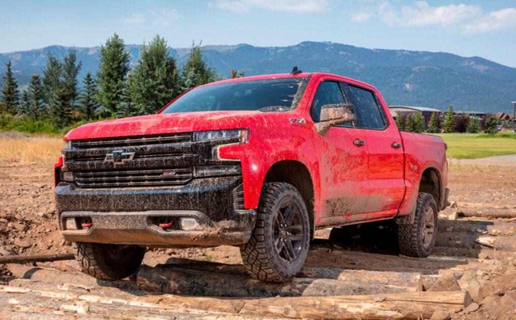 2022 Chevy Silverado 1500 Trail Boss release date