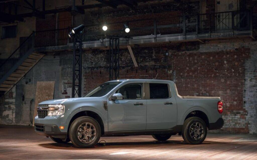 2022 Ford Maverick Hybrid price