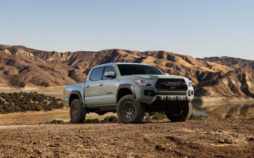 2022 Toyota Tacoma Trail Edition price